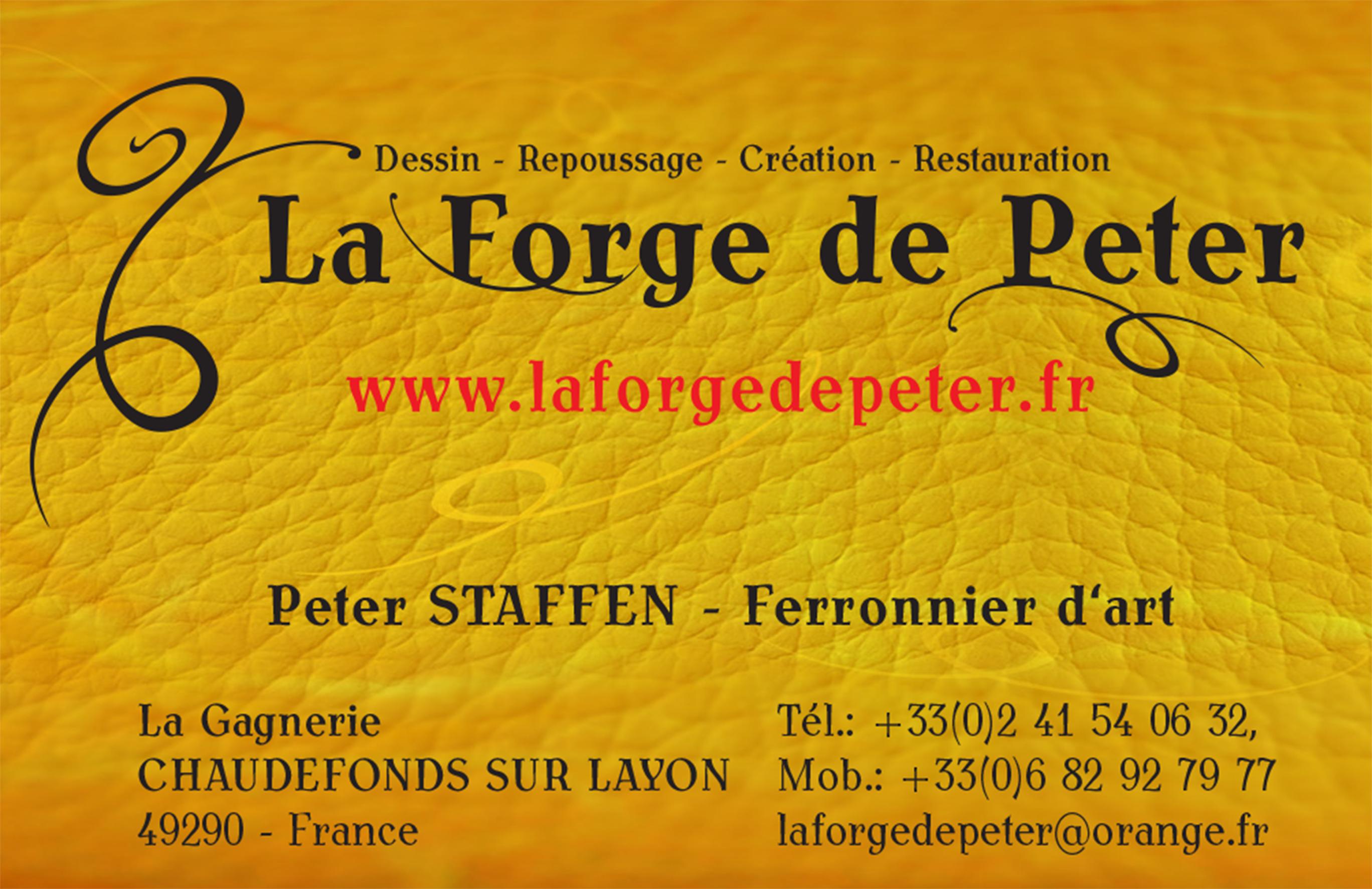 La Forge De Peter